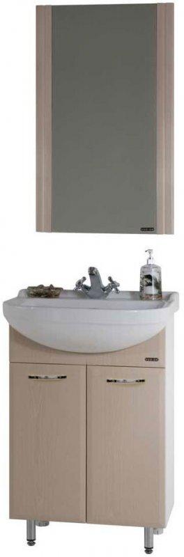 Водолей Мебель для ванной Классик 55 дуб