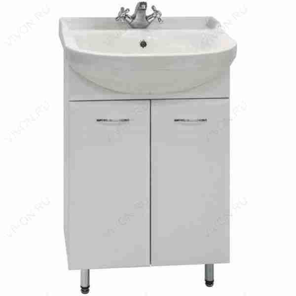 Водолей Мебель для ванной Классик 55 белая