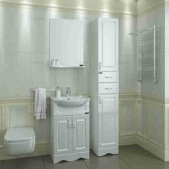 СанТа Мебель для ванной Верона 50
