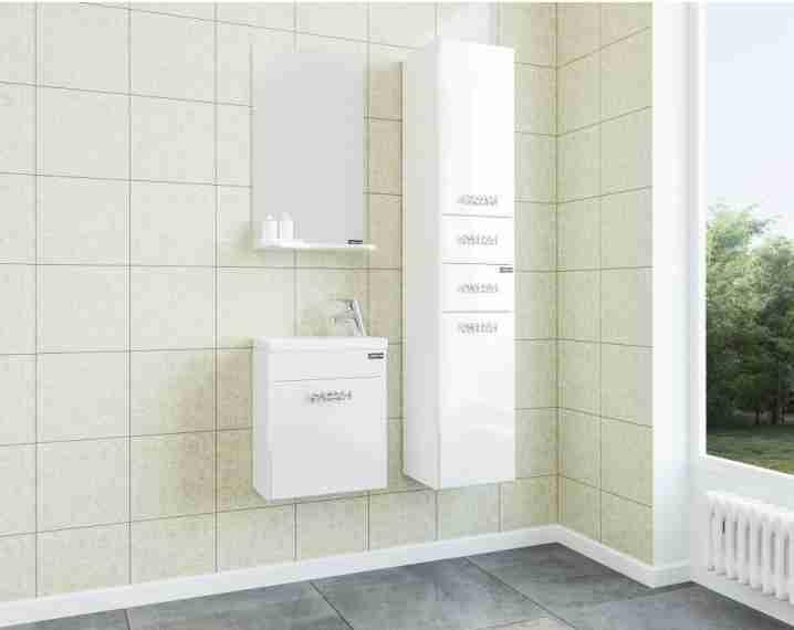 СанТа Мебель для ванной Ливерпуль 40