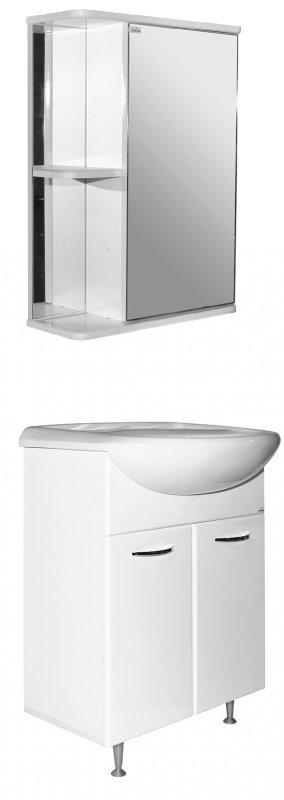 Mixline Мебель для ванной Стандарт 55 R
