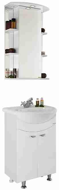 Водолей Мебель для ванной Эльба 50 L