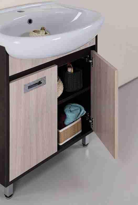 Onika Мебель для ванной Гамма 55 L