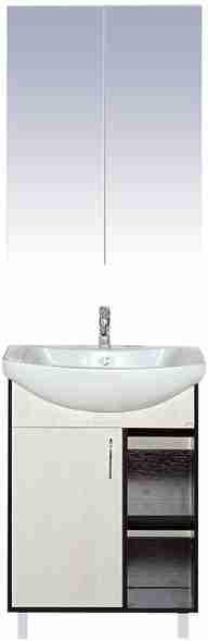 Misty Мебель для ванной Браво 50