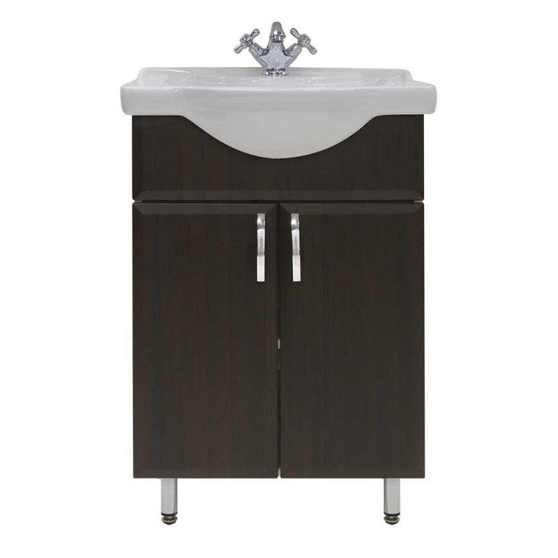 Водолей Мебель для ванной Колумбия 55 L венге