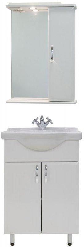 Водолей Комплект Мебели Колумбия 55 R белый