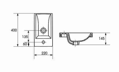 Style Line Мебель для ванной Стандарт Compact №1 40
