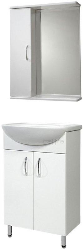 СанТа Мебель для ванной Сити Прима 60 универсальная
