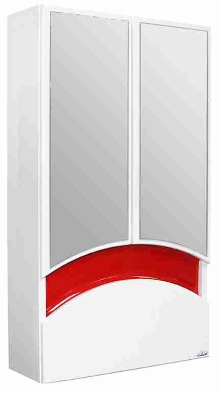Mixline Мебель для ванной Радуга 52 красная