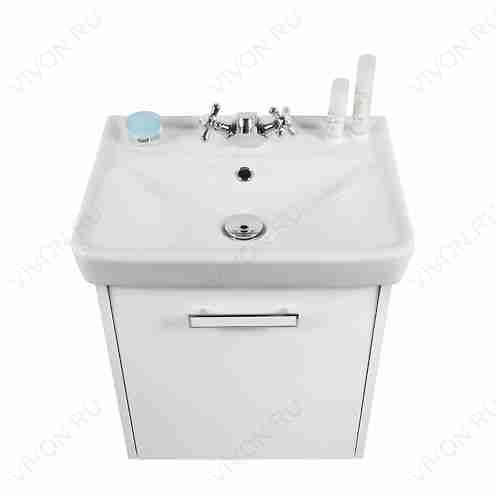 Водолей Мебель для ванной Мона 50 L белая