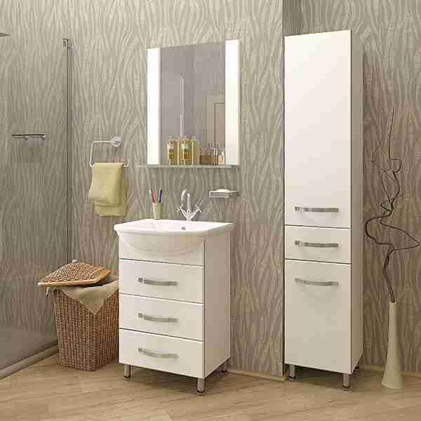 Mixline Мебель для ванной Диамант 55