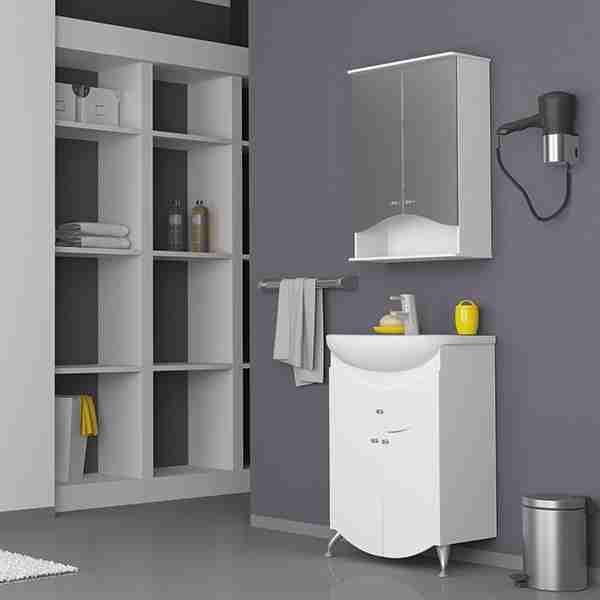 Mixline Мебель для ванной Волна 50