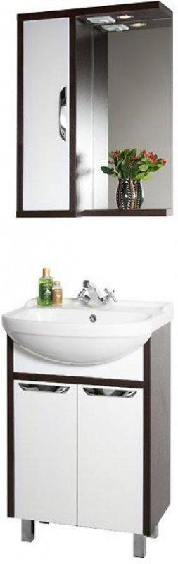 Водолей Комплект мебели Клаудия 55 L белый/венге