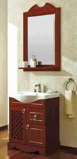 Mixline Мебель для ванной Рандеву 60