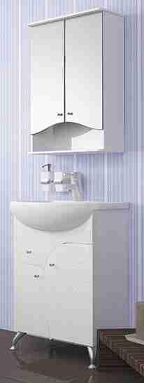 Mixline Мебель для ванной Мадлен 55