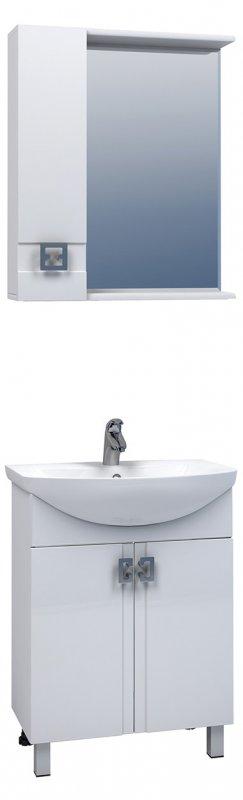Mixline Мебель для ванной Квадро 65