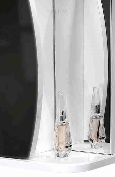 СанТа Мебель для ванной Грация Волна 60 L свет