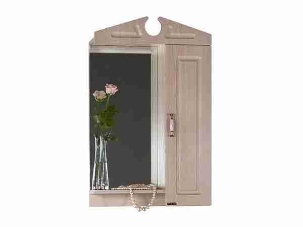 Водолей Мебель для ванной Капри 55 R дуб