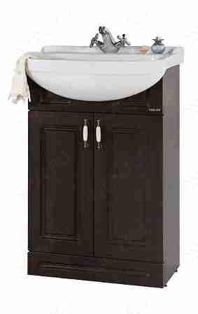 Водолей Мебель для ванной Капри 55 R венге
