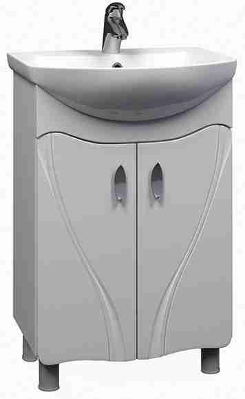 Mixline Мебель для ванной Лима 55