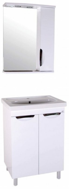 ASB-Mebel Мебель для ванной Мессина Квадро 60