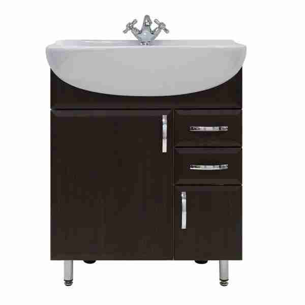 Водолей Мебель для ванной Колумбия 65 R венге