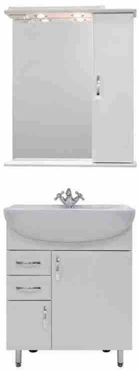Водолей Мебель для ванной Колумбия 65 R