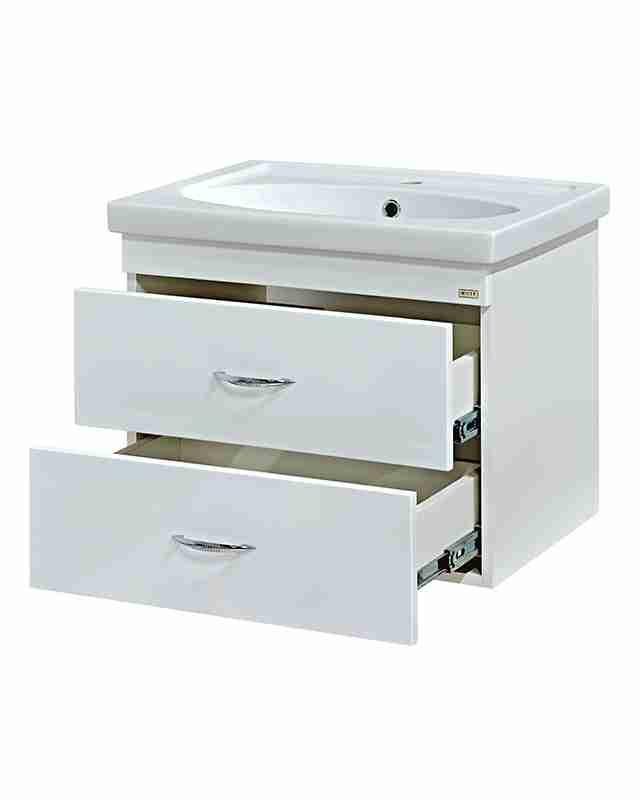 Misty Мебель для ванной Калипсо 60 подвесная