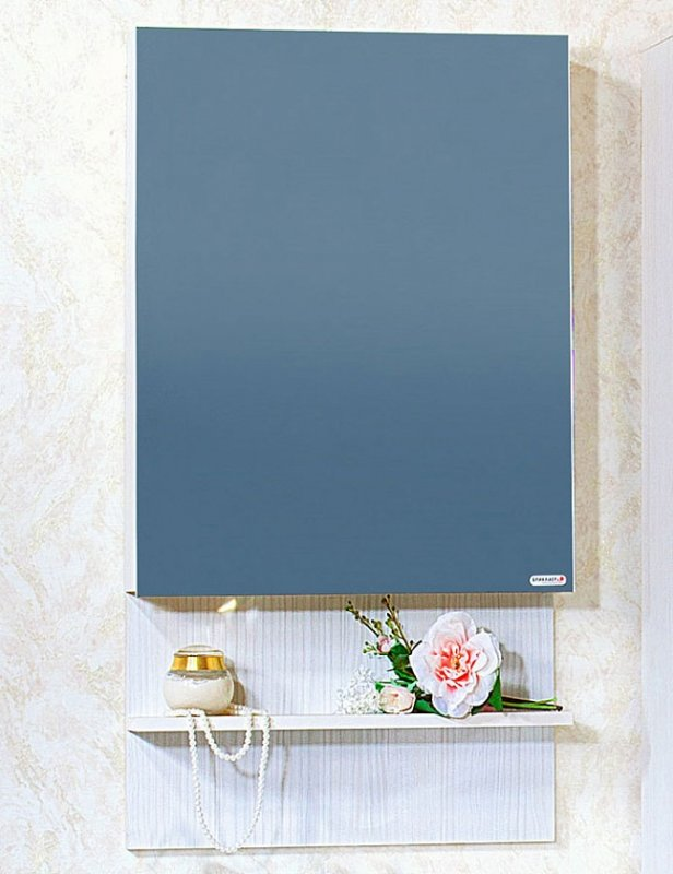 Бриклаер Мебель для ванной Карибы 50 светлая лиственница