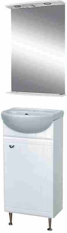Misty Мебель для ванной Соло 40 R одна дверь