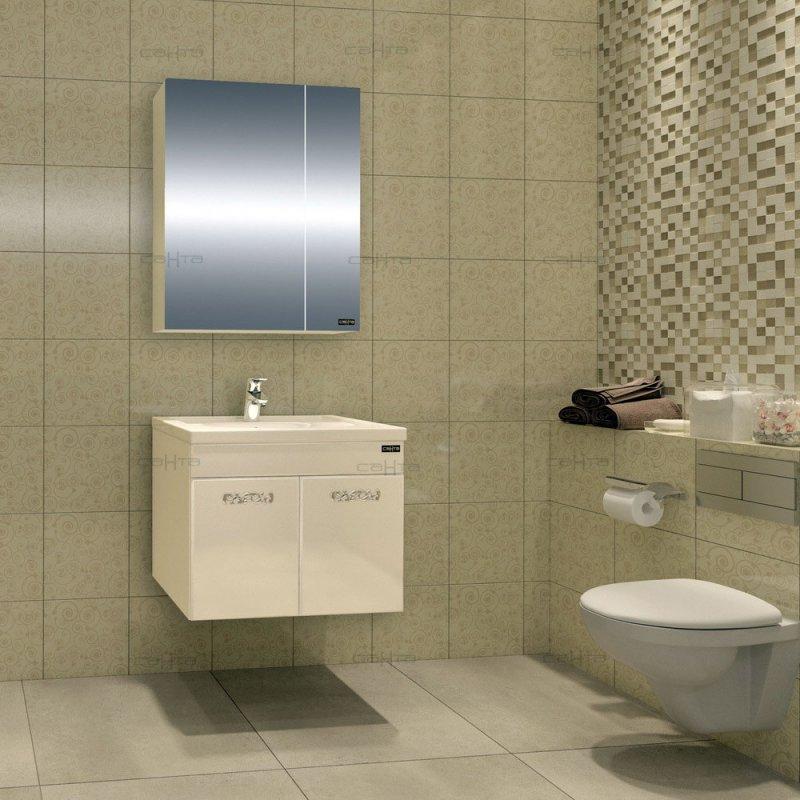 СанТа Мебель для ванной Ливерпуль 60 подвесная