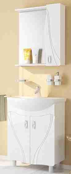 Mixline Мебель для ванной Лима 65 R