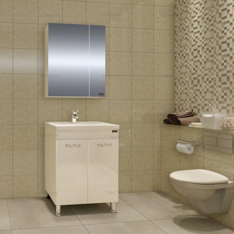 СанТа Мебель для ванной Ливерпуль 60
