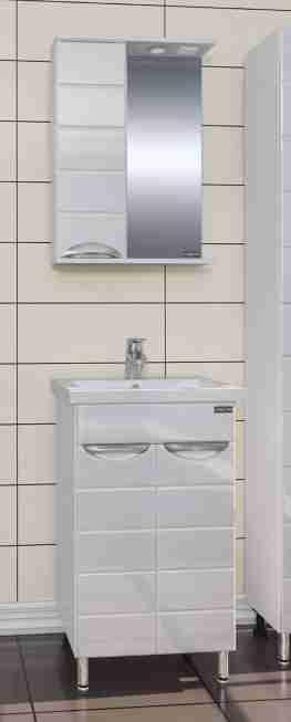СанТа Мебель для ванной Родос 50 L