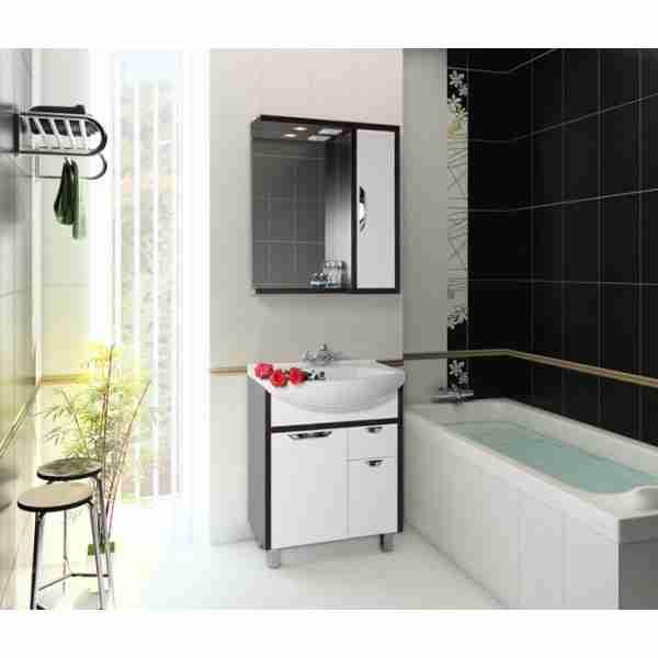 Водолей Комплект мебели Клаудия 65 R белый/венге