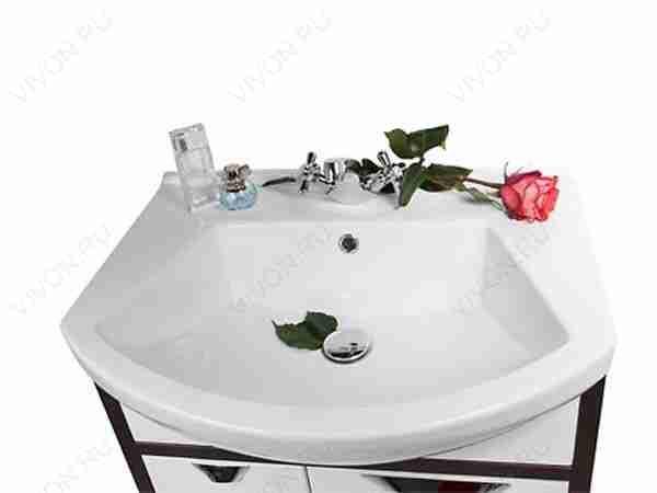 Водолей Комплект мебели Клаудия 65 L белый/венге
