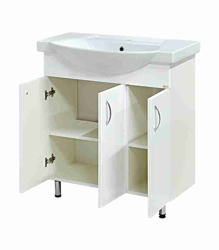 Misty Мебель для ванной Балтика 80
