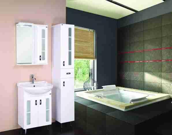 Onika Мебель для ванной Кристалл 55.18 R
