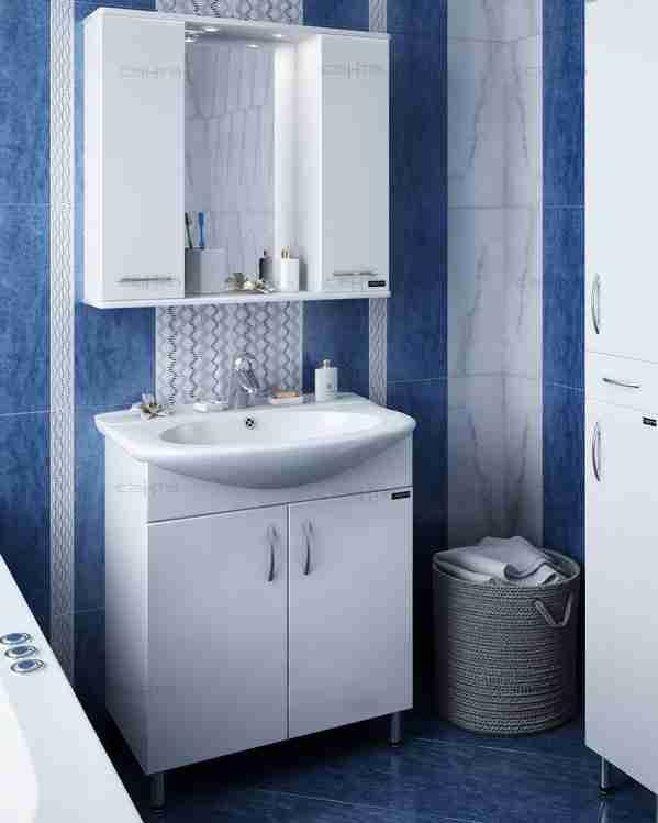 СанТа Мебель для ванной Лидия 70