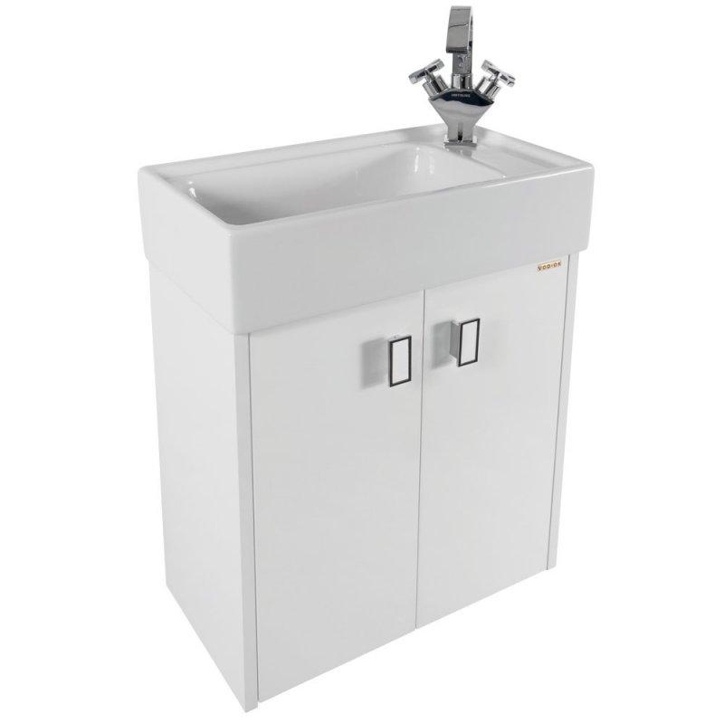 Водолей Мебель для ванной Твист 70 L белая