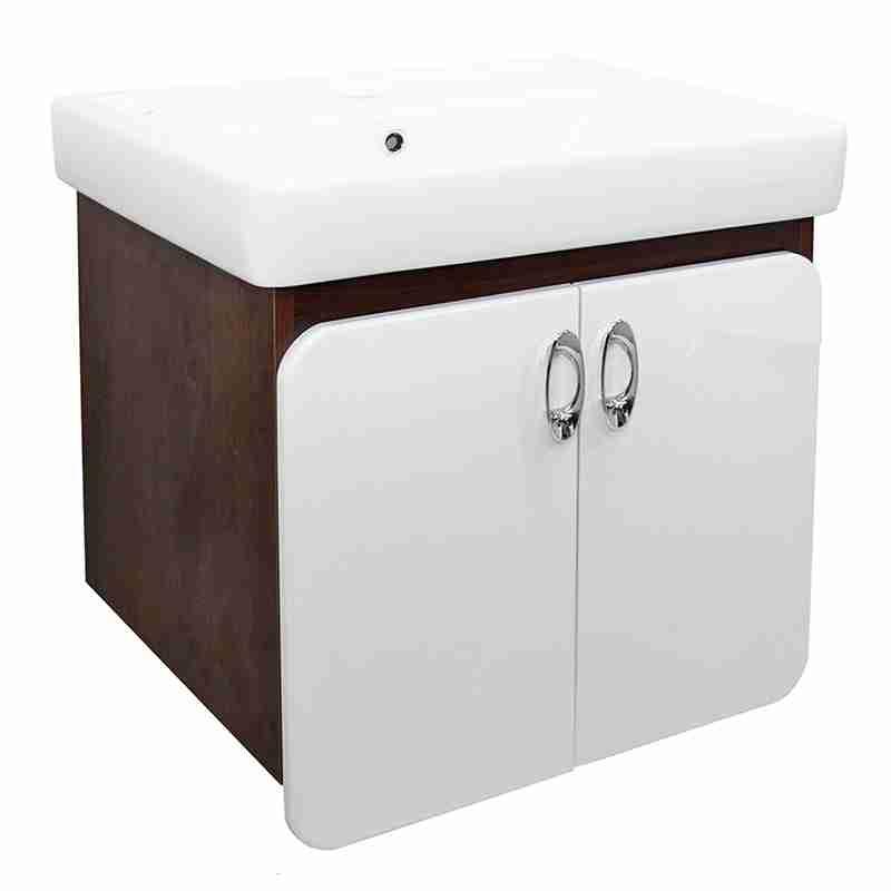 Mixline Мебель для ванной Того 60 бук шоколадный