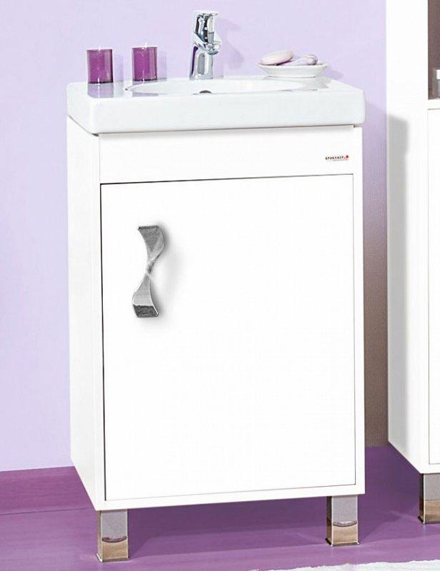 Бриклаер Мебель для ванной Аргентина 50 белая