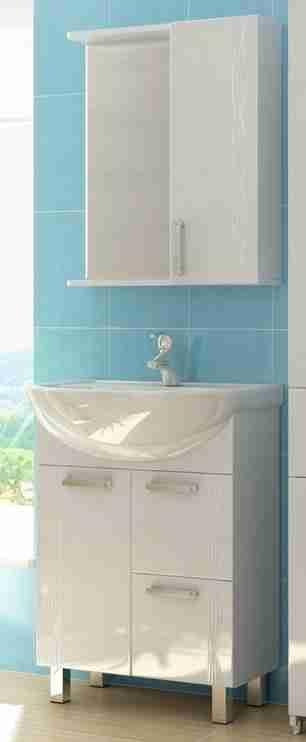 Vigo Мебель для ванной Atlantic 2-60 R, свет