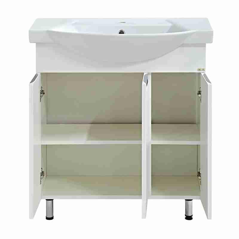 Misty Мебель для ванной Лаванда 75 прямая