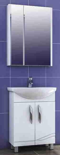 Vigo Мебель для ванной Martina 60 прямая