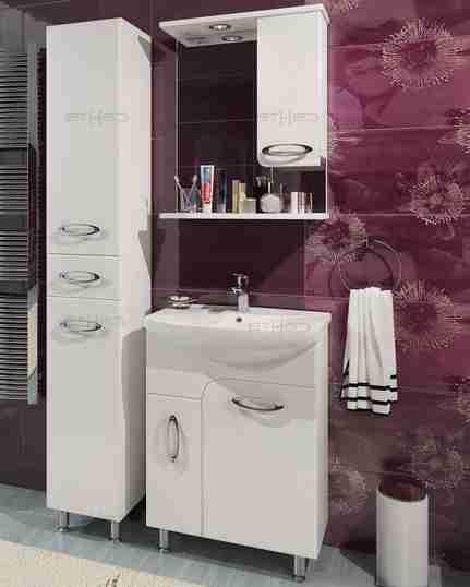 СанТа Мебель для ванной Афины 60 R