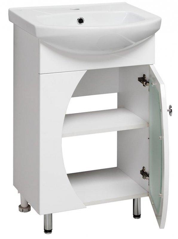 Runo Мебель для ванной Линда 50