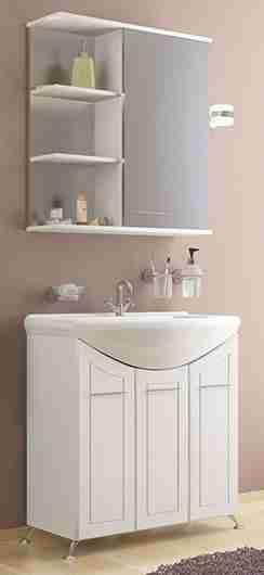 Mixline Мебель для ванной Милора 75