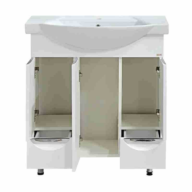 Misty Мебель для ванной Лаванда 75 с ящиками