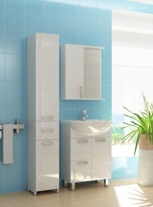 Vigo Мебель для ванной Atlantic 2-60 L, свет
